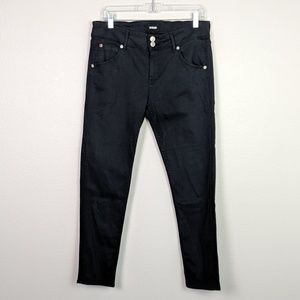 Hudson Jeans Collin Flap Skinny Ankle Size 30